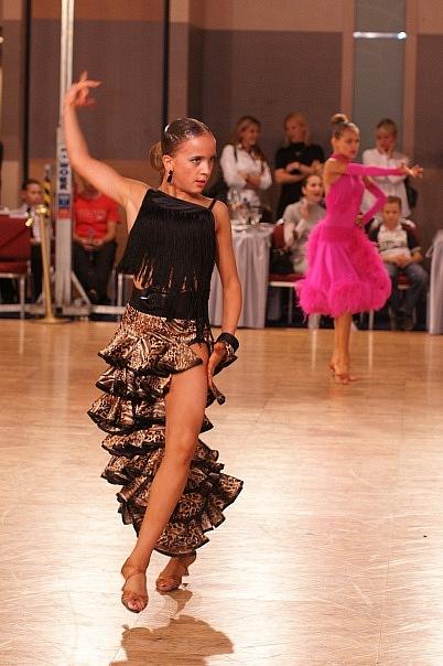 Рашн опен - 2005 костюмы рейтинг латина и стандарт